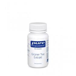 Pure Encapsulation Grüntee-Extrakt 60 Stück