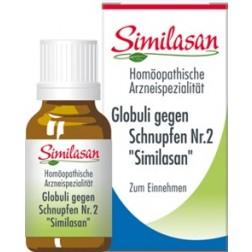 Globuli Similasan gegen Schnupfen Nr. 2