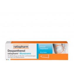 Dexpanthenol ratiopharm Wundcreme-100 g