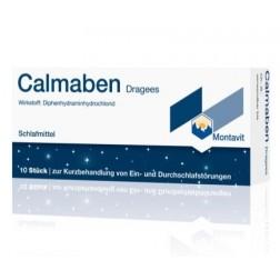 Calmaben Dragees -10 Stück