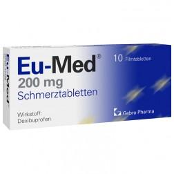 Eu-Med Neu Schmerztabletten-10 Stück