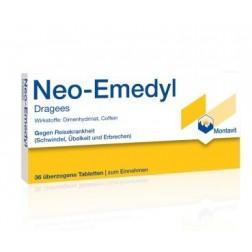 Neo-Emedyl Dragees-36 Stück