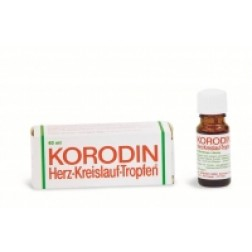 Korodin Herz-Kreislauf Tropfen-10 ml