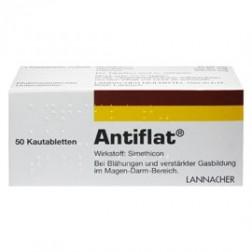 Antiflat Kautabletten-50 Stück