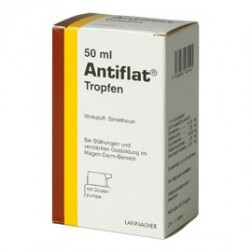 Antiflat Tropfen plus Dosierspender-50 ml
