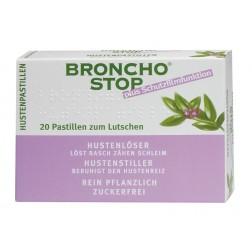 Bronchostop Hustenpastillen -20 Stück
