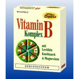 Espara Vitamin B Komplex 60 Kapseln
