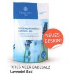 Fette Totes Meer Badesalz Lavendel Bad Entspannung