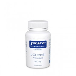 Pure Encapsulation L-Glutamin 500mg 90 Kapseln