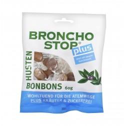 Bronchostop Plus Husten-Bonbons 60g