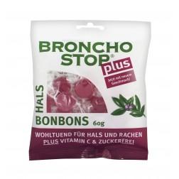 Bronchostop Plus Hals-Bonbons 60g