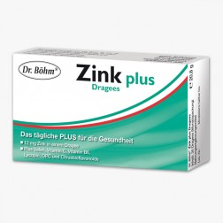 Dr. Böhm Zink plus 30 Dragees