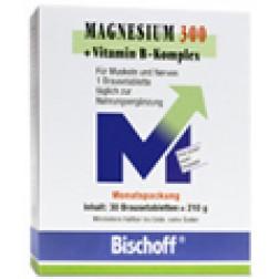 Bischoff Magnesium + Vitamin B Brausetabletten 30 Stück