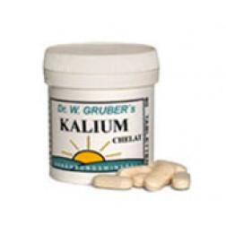 Dr. Grubers Kalium Chelat Tabletten 80 Stück