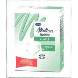 Molicare Mobile Light Medium Inkontinenzslip 14 Stück
