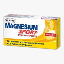 Dr. Böhm Magnesium Sport Brausetabletten 40 Stk