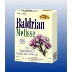Baldrian-Melisse Kapseln Espara