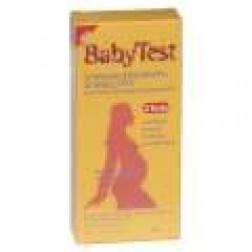 Babytest Schwangerschafts Schnelltest 2 Stk.