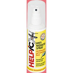 Helpic Anti-Moskito Spray 100ml