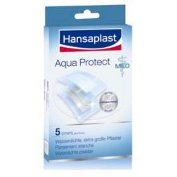 Hansaplast Med Aqua Protect 5 Strips groß