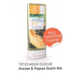 Fette Ananas & Papaya Pflegedusche 150ml