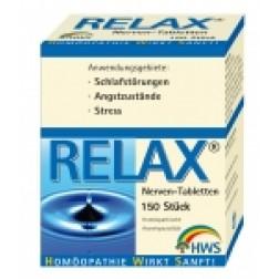 Relax Nerventabletten-50 Stück