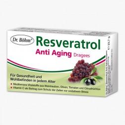 Dr. Böhm Resveratrol 30 Dragees