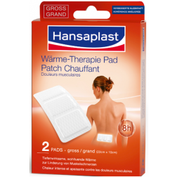 Hansaplast Wärme-Therapie Pad gross 2 Stück