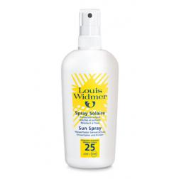 Widmer Sun Spray 25+ 150ml m.p.