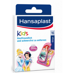 Hansaplast Princess 16 Stk.