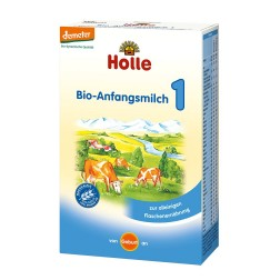 Holle Bio Anfangsmilch 1