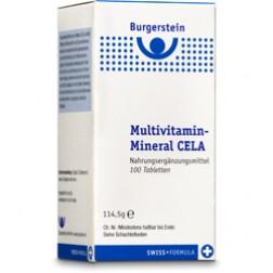 Burgerstein Multivitamin-Mineral CELA Tabletten 100 Stück