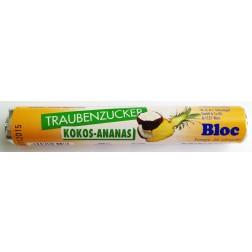 BLOC Traubenzucker Kokos-Ananas