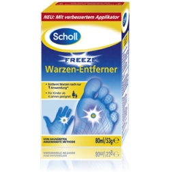 Scholl Freeze Warzenentferner 80ml