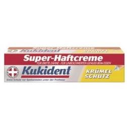 Kukident Super-Haftcreme Krümelschutz 40g