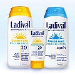 Ladival Regeneration Sonnenschutz Fluid SPF 15 200ml