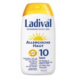 Ladival Gel für Allergische Haut SPF 10 200ml