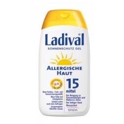 Ladival Gel für Allergische Haut SPF 15 200ml