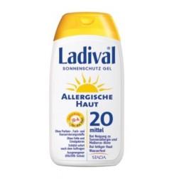 Ladival Gel für Allergische Haut SPF 20 200ml