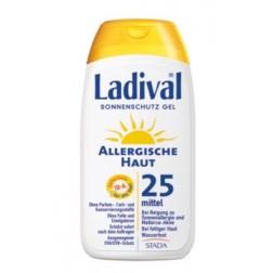 Ladival Gel für Allergische Haut SPF 25 200ml