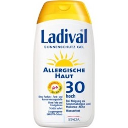 Ladival Gel für Allergische Haut SPF 30 200ml