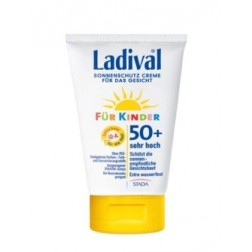 Ladival Sonnencreme Kinder, Gesicht LSF 50+ 75ml