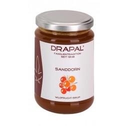 Drapal Sanddorn Wildfruchtsirup ohne Karton 450g