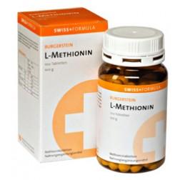 Burgerstein L-Methionin Tabletten 100 Stück
