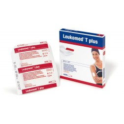 Leukomed T Plus 7,2cm : 5cm 5 Stück