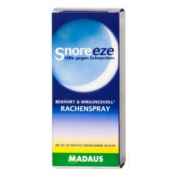 Snoreeze Rachenspray