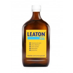 Leaton Multivitamintonikum Sine 500ml