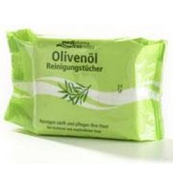 Olivenöl Reinigungstücher 25 Stück
