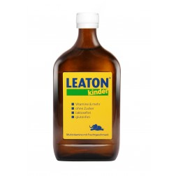 Leaton Multivitamintonikum für Kinder 500ml