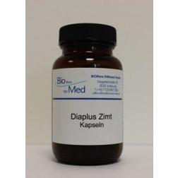 Diaplus Zimt Kapseln Bioflora Ehrmed